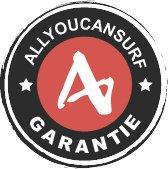 Allyoucansurf Garantie