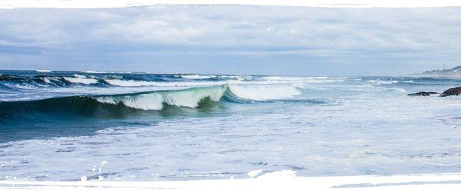 Das Meer lädt zum Kiten ein