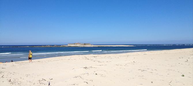AllYouCanSurf Reviere Moledo Beach